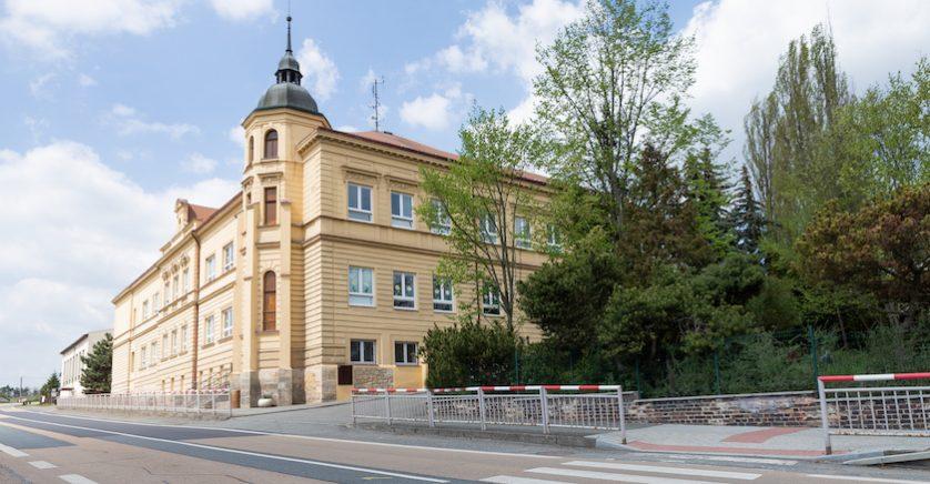 Budova základní školy