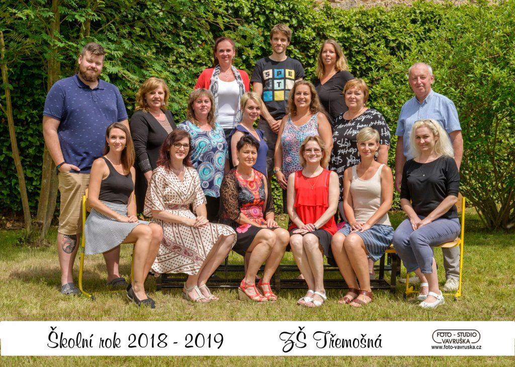 Sbor pedagogů 2018-2019