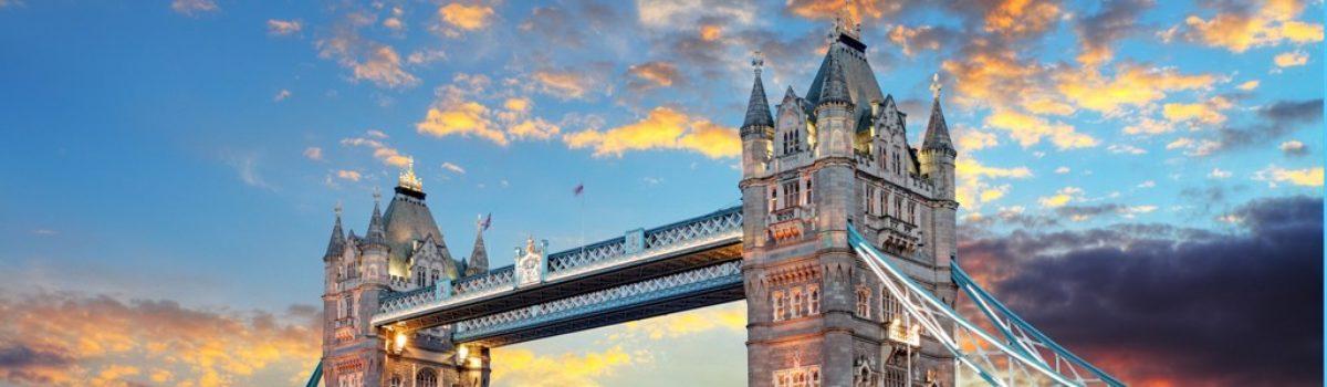 Poznávací zájezd Anglie – Londýn