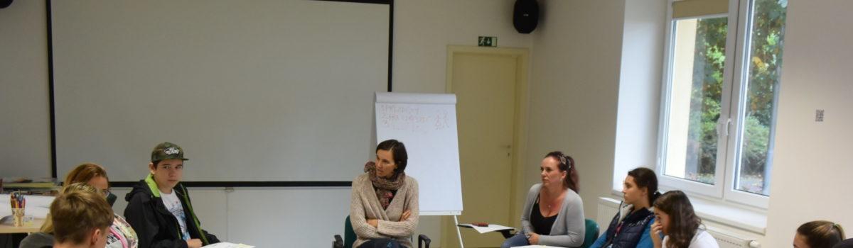 9. ročník navštívil Info kariéru v Plzni